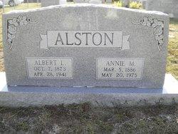 Anna Mae <I>Kilpatrick</I> Alston