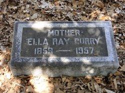 Ella A. <I>Ray</I> Curry