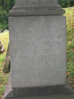 Margaret Mary Lockwood