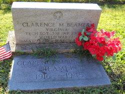 TSGT Clarence Marshall Beamer