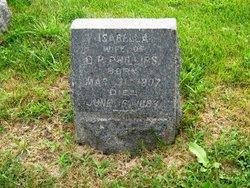 Isabella <I>Miles</I> Phillips