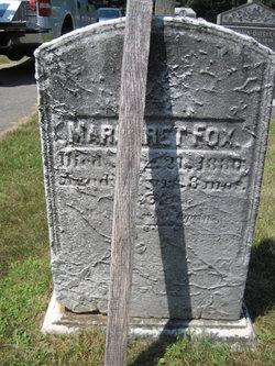 Margaret <I>Kein</I> Fox