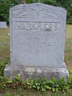 J Warren Harkness
