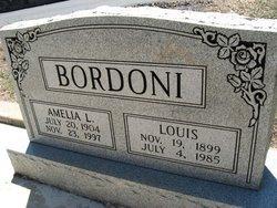 Amelia Bordoni
