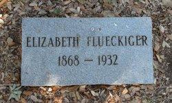 Elizabeth <I>Vogel</I> Flueckiger