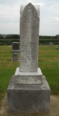 N. Lovina <I>Thomas</I> Albright