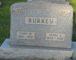 Harry H. Burkey