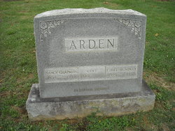 Ethel <I>Hundley</I> Arden