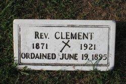 Rev Clement Beckmeyer