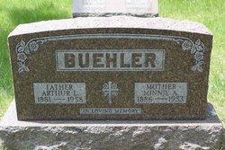 Minnie A. Buehler