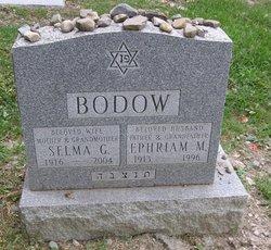 Selma G. <I>Gordon</I> Bodow