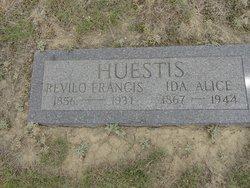 Ida Alice <I>Brown</I> Huestis
