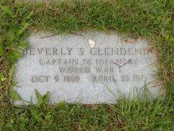 Beverly Stewart Clendenin