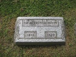 Dr Alfred Harris Kelly