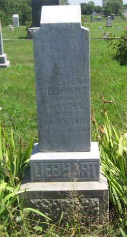 Christina <I>Hammermiller</I> Liebhart