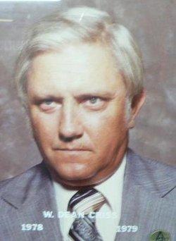Willard Dean Criss, Sr