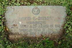 David L. Disney