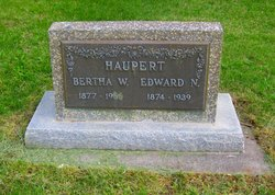 Edward N Haupert