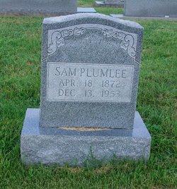 Samuel Anderson Plumlee