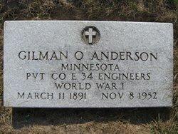 Gilman Anderson