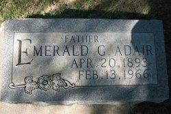 Emerald Gerald Adair