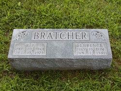 Anna Florence <I>Harris</I> Bratcher