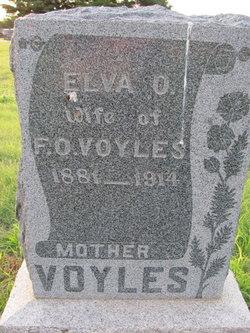 Elva Olive <I>Atchison</I> Voyles