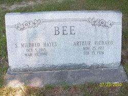 Sarah Mildred <I>Hayes</I> Bee