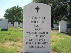 TSGT Louis H Miller