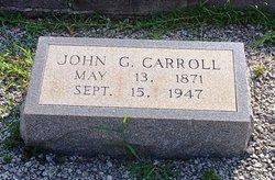 John Gaines Carroll