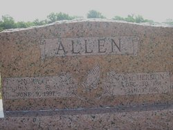 William Hermon Allen