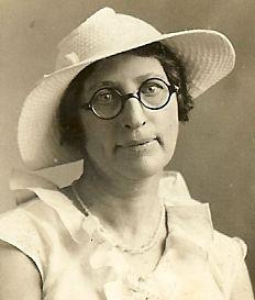 Edith M. <I>Hopper</I> Hewitt