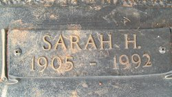 Sarah Francis <I>Horton</I> Carpenter