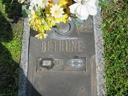 Earl Charles Bethune, Sr
