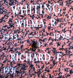 Wilma R. Whiting
