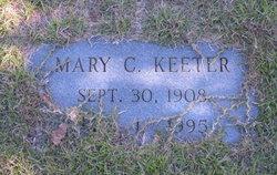 Mary <I>Coley</I> Keeter