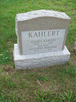 Catherine <I>Bohleber</I> Kahlert