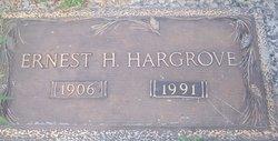 Ernest H Hargrove