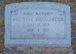 Willimena <I>Wiese</I> Brockermeyer