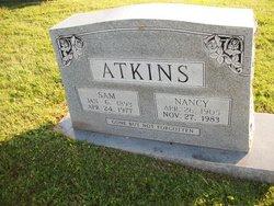 Sam Atkins