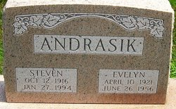 Evelyn <I>Ledford</I> Andrasik