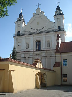 Church of the Assumption, Blessed Mary Virgin
