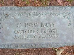 Casper Roy Babb