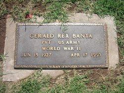 Gerald Rex Banta