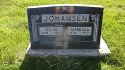 Ica M Johansen