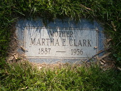 Martha Ellen <I>Shingleton</I> Clark