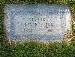 Donald Fredric Clark