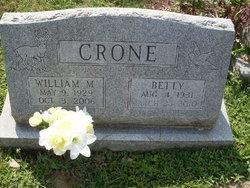 William Martin Crone