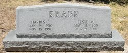 Harris Felix Krabe