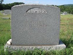 Elsie English <I>Crim</I> Abel